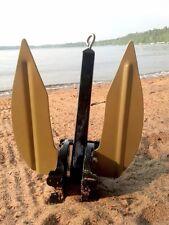Digger Anchor  - Weedless Boat / Pontoon Anchor anti-lake weed (15lb)  - Boating