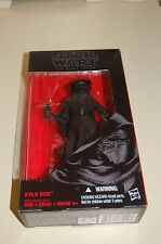 "STAR WARS Black Series 6"" Inch Figure KYLO REN The Force Awakens # 03 New in box"