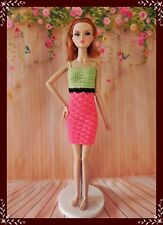 "Handmade clothes for FR16 Tulabelle Poppy Parker  16"" dolls: dress"