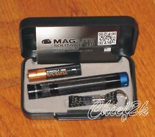 Maglite Spectrum Series Solitaire AAA BLUE LED maglight New Product!!  BLUE LED