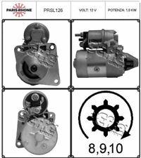 PRSL126R 1 MOTORINO avviamento  RICOSTRUITO SENZA RESO CARCASSA