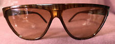 Tru Vintage Optiray Sunglasses, Gradient Amber Lenses, Made in France