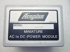 5E250 ACOPIAN MINIATURE AC TO DC POWER MODULE 5-PIN 230 VOLT INPUT