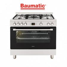 Baumatic 90cm Dual Fuel Cooker Stove Model RP90S