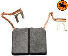 NUEVOS Escobillas de Carbón STAYER SA12 amoladora - 6x14x22mm