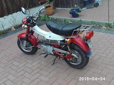 SUZUKI RV 50 Baujahr 1977