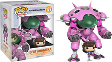 Pop! Games Overwatch Wave 2 D.Va & Meka 6 Inch 2-pack Figure Funko