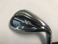 NEW CALLAWAY XR WOMENS SINGLE IRON SAND WEDGE SW PROJECT X 4.0 LADIES GRAPHITE