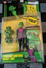 Ban Dai Teen Titans Action Figure Cheetah-Shifting Beast Boy 2004 New In Package