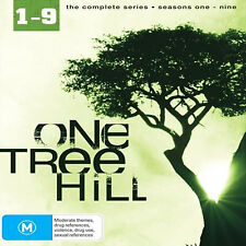 ONE TREE HILL SEASONS 1 2 3 4 5 6 7 8 & 9 - COMPLETE SERIES *BRAND NEW DVD R4