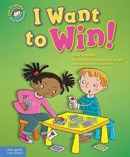 I WANT TO WIN! - GRAVES, SUE/ CARLETTI, EMANUELA (ILT)/ GUICCIARDINI, DESIDERIA