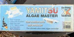 Yamitsu algae master Ultra Violet