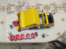 playmobil 3470 camion à ordures 1978