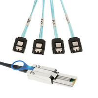 1M Legierung SFF8088 zu 4X SATA Kabel für externe Mini-SAS entwickelt.