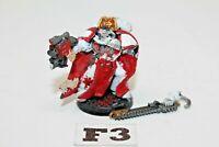 Warhammer Space Marine Captain - F3