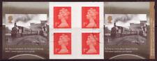 Gestempelte Briefmarken aus Großbritannien mit Wal-Motiv
