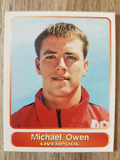 Superplayers 98 Panini Michael Owen #239 Rookie Mint Condition PSA10 ???