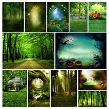 Dreamy Magical Vinyl Backdrop Dream Fantasy Forest Photography Background Props