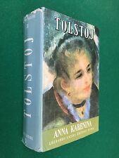 Leone TOLSTOJ - ANNA KARENINA , Ed. Gherardo Casini (1972) Libro Cop.Rigida