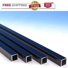 """32"""" BLACK SQUARE Aluminum 3/4"""" Baluster 100 pack FOR DECKS, FENCE OR STAIRS"""