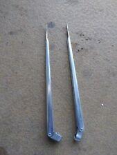 61-67 Cadillac Deville Fleetwood Windshield Wiper Arm - Pair