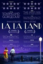 La La Land 35mm Film Cell strip very Rare var_b