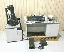Cambridge Stereoscan 260 Scanning Electron Microscope S260 Thermo 3300 Leica
