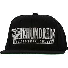 The Hundreds Raidurrs Snapback Cap (black)
