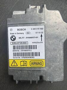 BMW 3 series e90 airbag ecu module 0285010066, 6577916605701
