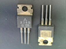 2SA748 A748 (R) PNP medium power amplification transistor NOS. Matsushita