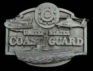 U.S. COAST GUARD BELT BUCKLE BUCKLES NEW!