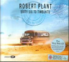 2-CD- Robert Plant/ Sixty Six to Timbuktu /Very Best of 37/ Special Edt 2003
