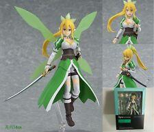 Figma 314 Sword Art Online II Leafa ALO Ver. PVC Action Figure New In Box