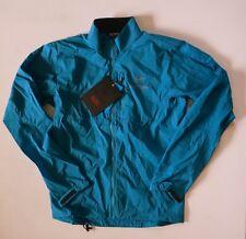 NEW Arcteryx  MEN's Squamish Jacket Small  Light running Adriatic Blue