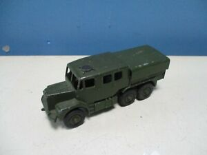 old dinky 689 med artillery tractor