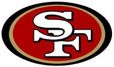 12 STICKERS  SAN FRANCISCO 49ers Vinyl HQ Window WALL LAPTOP DECAL car Stickers