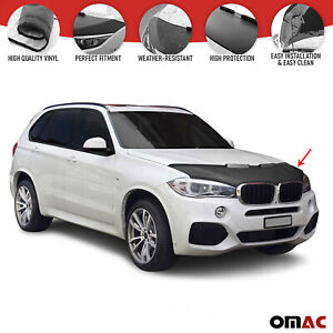 Front Hood Cover Mask Bonnet Bra Protector Fits BMW X5 & F15 2014-2018