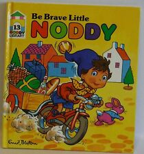 Noddy Library 13 Be Brave Little Noddy Enid Blyton 1987 hb very cute pictures