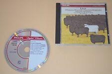 Liszt - 6 Hungarian Rhapsodies / Masur / Philips 1986 / W. Germany 1st. Press