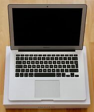 "Apple MacBook Air A1466 13.3"" Core i5 1.6GHz 8GB RAM 256GB SSD (Early 2015)"