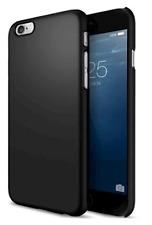 Genuine Uncommon  Ultra Thin Slim Hard Shell Case iPhone 6 6s Solid Matte Black