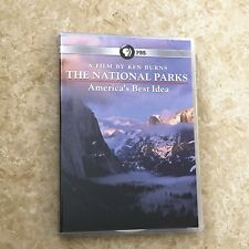 A Film By Ken Burns The National Parks (DVD 6-Disc Set) Americas Best Idea