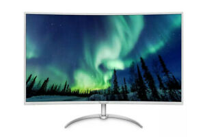 """Philips BDM4037UW 40"""" Curved Monitor"""
