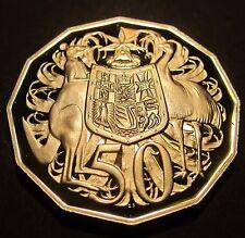 1987 Australia PROOF 50 Fifty Cent #987-50-01