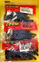 Zoom Baby Brush Hog Super Salt Plus Soft Lure Choice of Color (One Package )