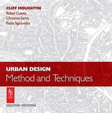 Urban Design: Method and Techniques, Second Edition