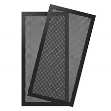 More details for moko 120 * 240mm dust filter for computer cooler fan, [2 pack] magnetic frame pc