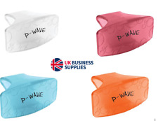 More details for p-wave bowl or rim clip deodoriser supplies proffessional janitorial from £2.63