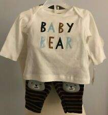 Carter's BABY BEAR Infant Outfit - Size: 3 Mos.