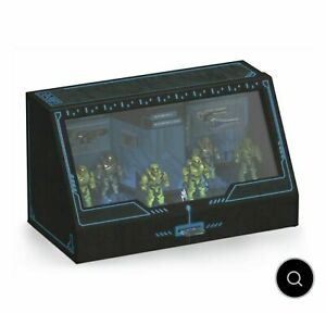 SDCC 2020 HALO MASTER CHIEF COLLECTION SET Mega blocks construx- in hand